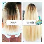Extension blondes