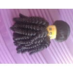 Tissage afro curly