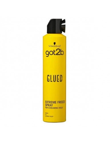 LAQUE SPRAY GOT2B SCHWARZKOPF
