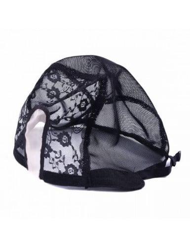 Bonnet perruque invisible Lace Front U-Part