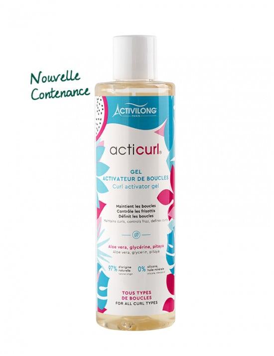 gel activateur de boucle activilong ACTICURL