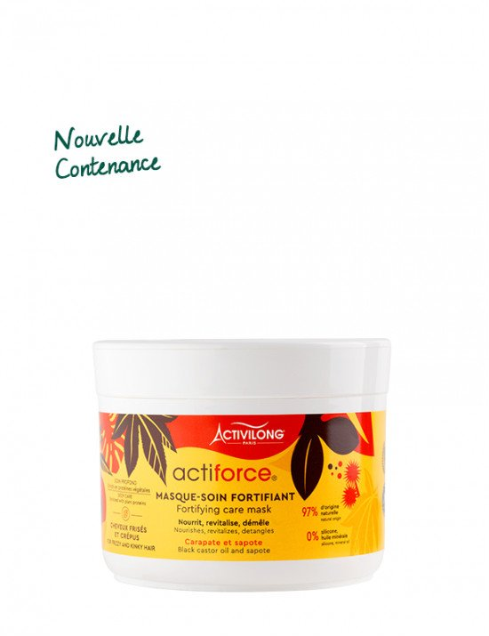 Masque fortifiant cheveux ACTIFORCE