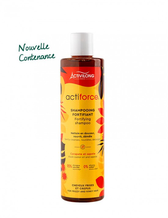 Shampooing sans sulfate sans silicone