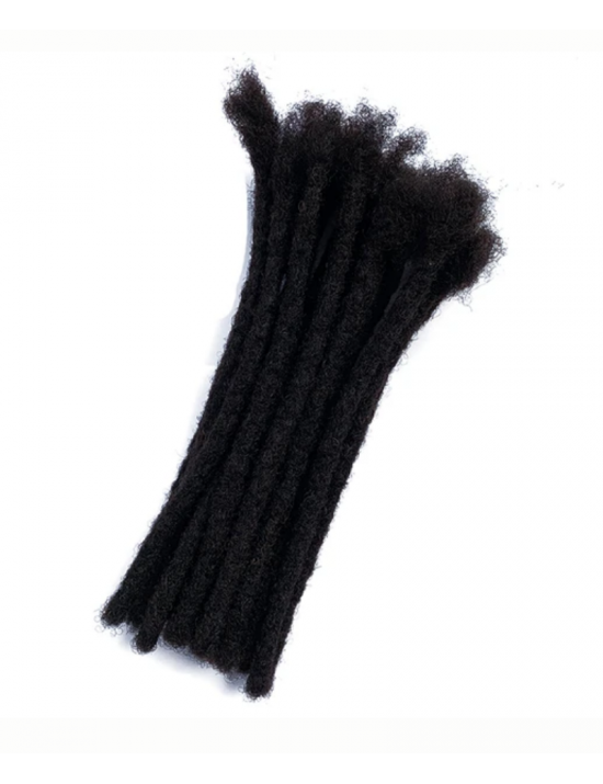 Dreadlocks extensions cheveux 100% naturels
