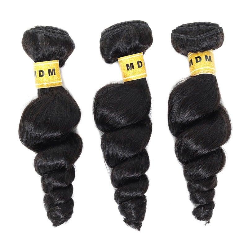 tissage cheveux bouclés