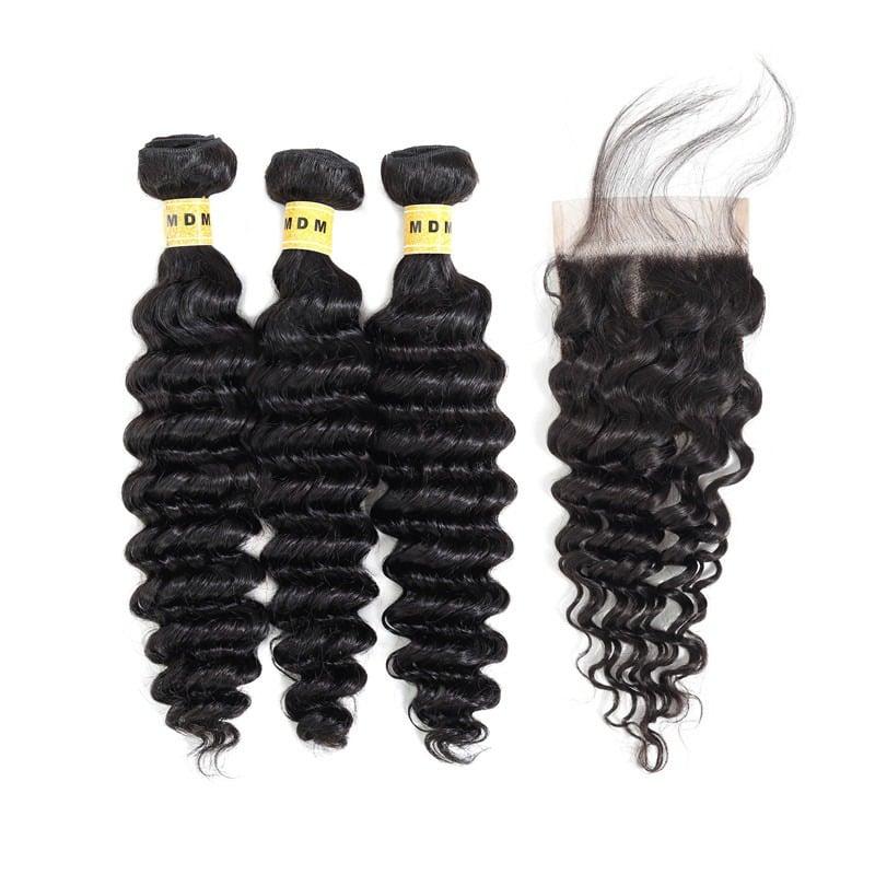 Cheveux bresiliens deep wave