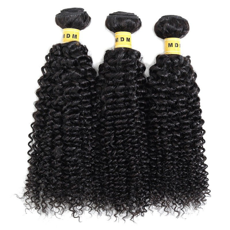 mèches kinky curly