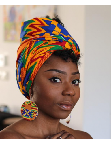 foulard-africain