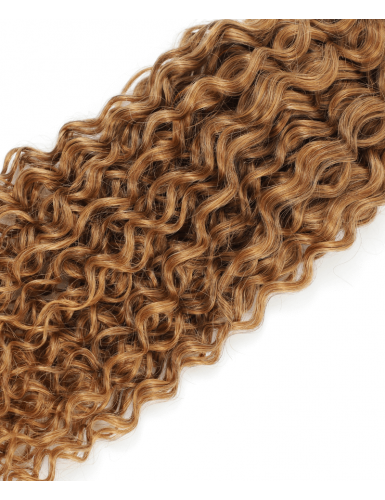 Tissage curly hair