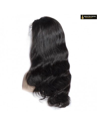 perruque ondulée