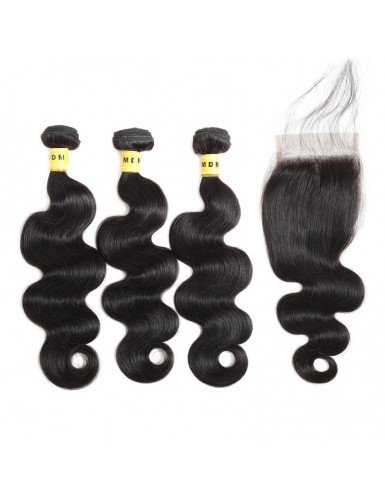 cheveux brésiliens body wave
