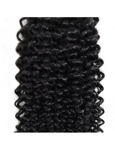 tissage kinky curly remy