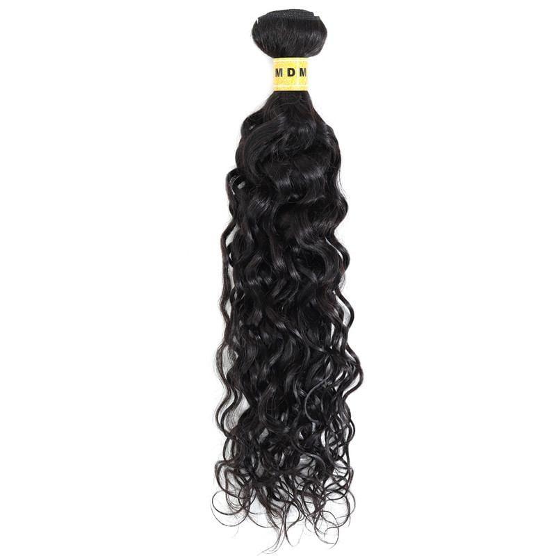 Meche brésilienne bouclée water wave 100% cheveux naturels
