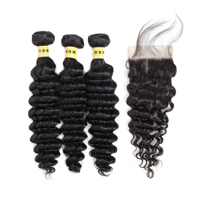 Cheveux bresiliens deep wave