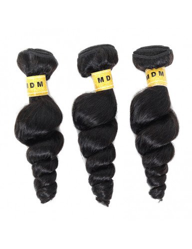 Tissage bouclé loose wave...