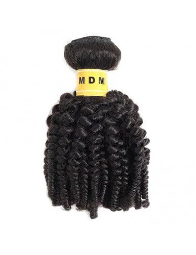 cheveux afro frisés