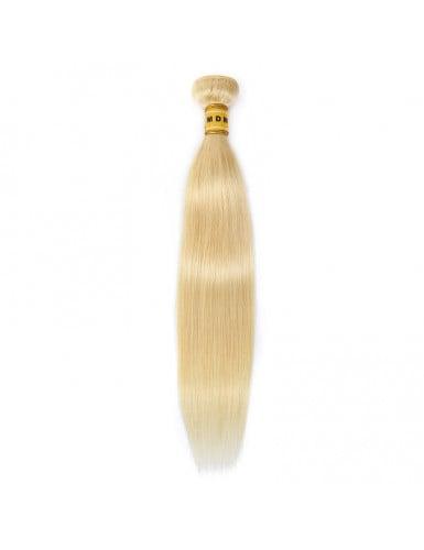 Tissage blond platine...