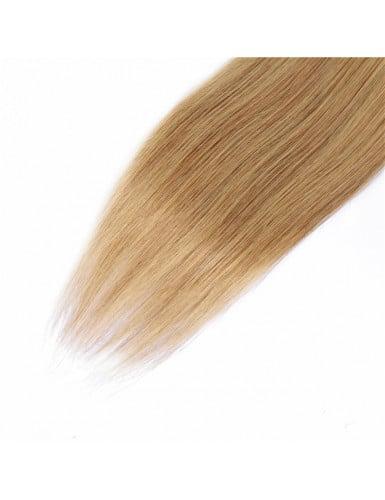 blond ombré lisse