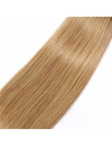 mèche blond ombré