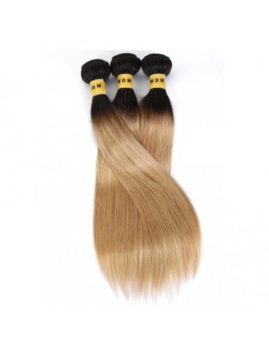 cheveux blond ombré remy