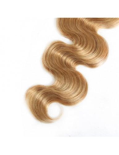 tissage brésilien blond ombré