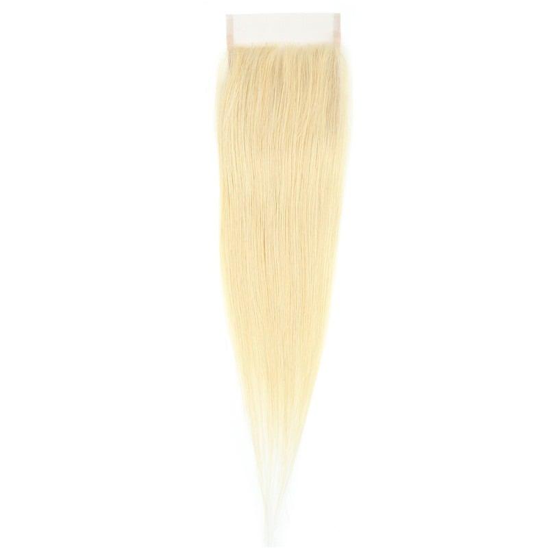 lace closure blonde