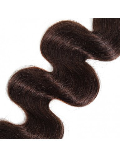 extension cheveux brun chatain fonce