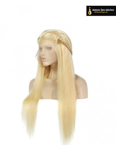 Lace wig blonde
