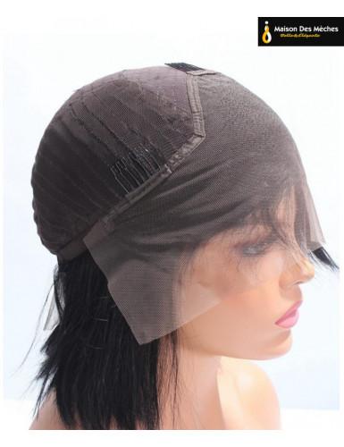 perruque courte femme