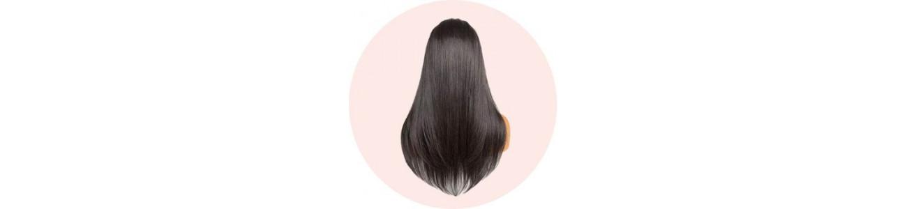 Perruque Lisse Bresilienne | 100% Cheveux Naturels Remy