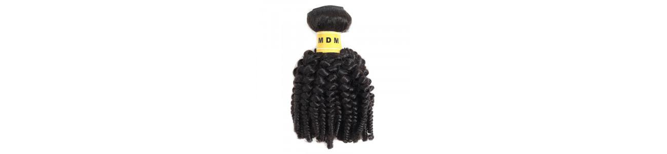 Afro Curly   Tissage 100% Cheveux Rémy