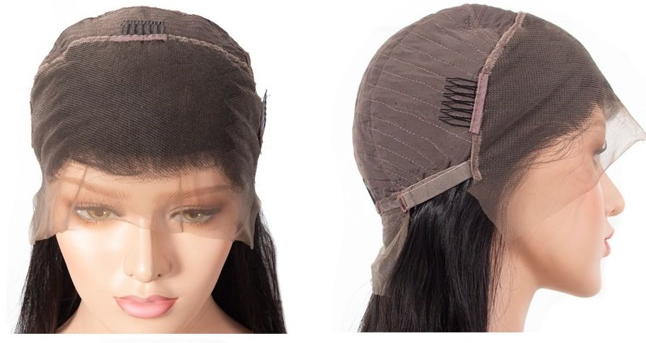 LACE FRONT WIG PERRUQUE