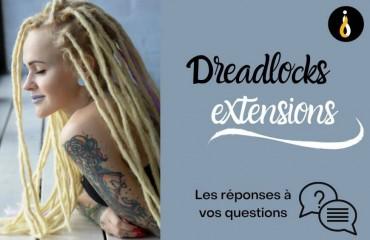 Extension naturelles Dreadlock